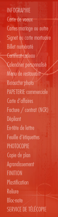 infographie, photocopies